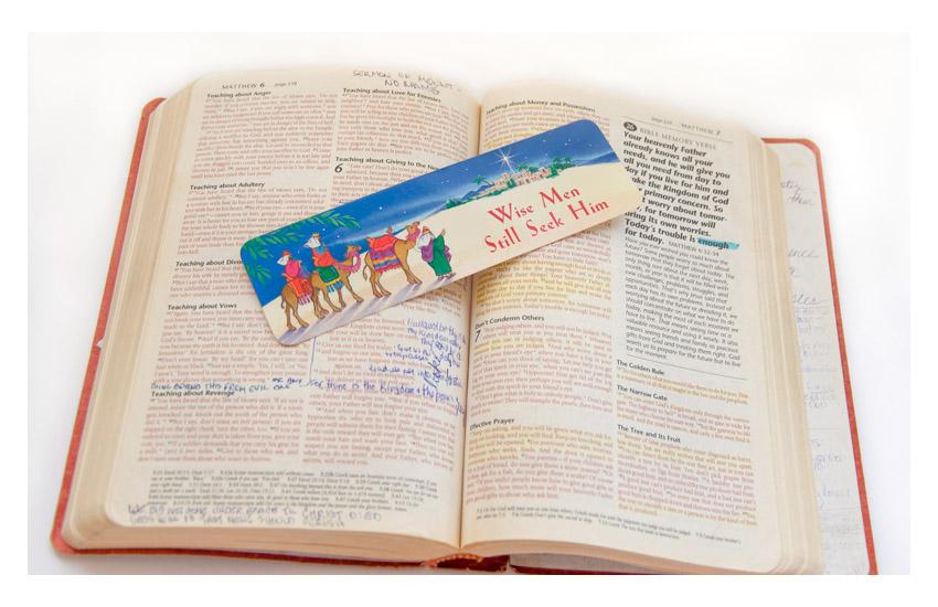 Skal du ha en Bibeltime?