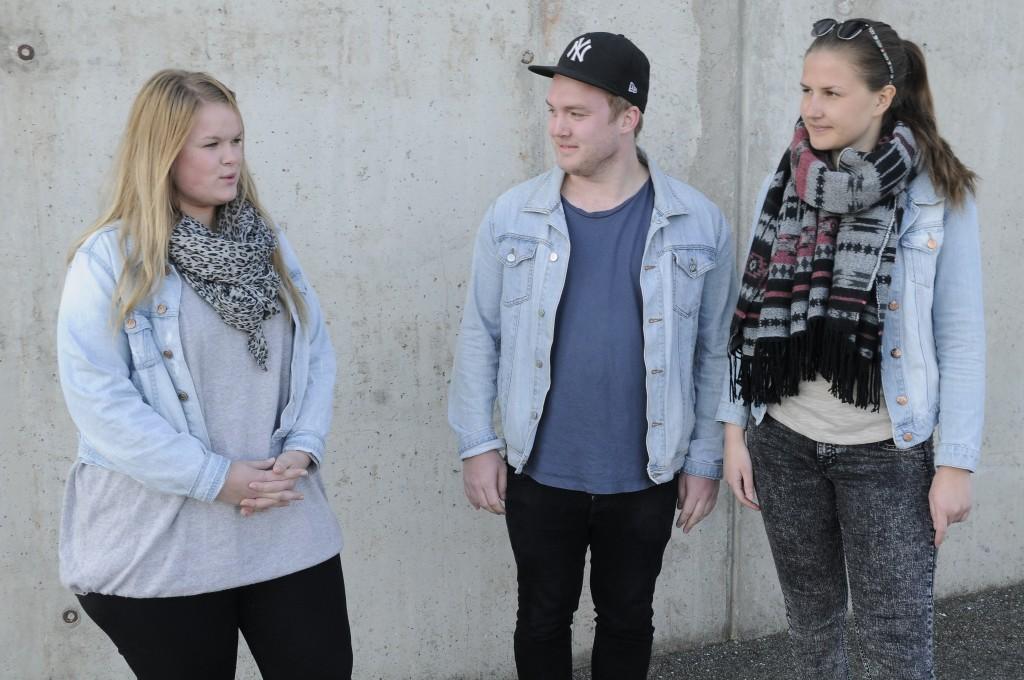 Karianne Hatlevik, Asle Håskjold Steinbru og Mari Narvestad Svestad er klar for å reise i team!