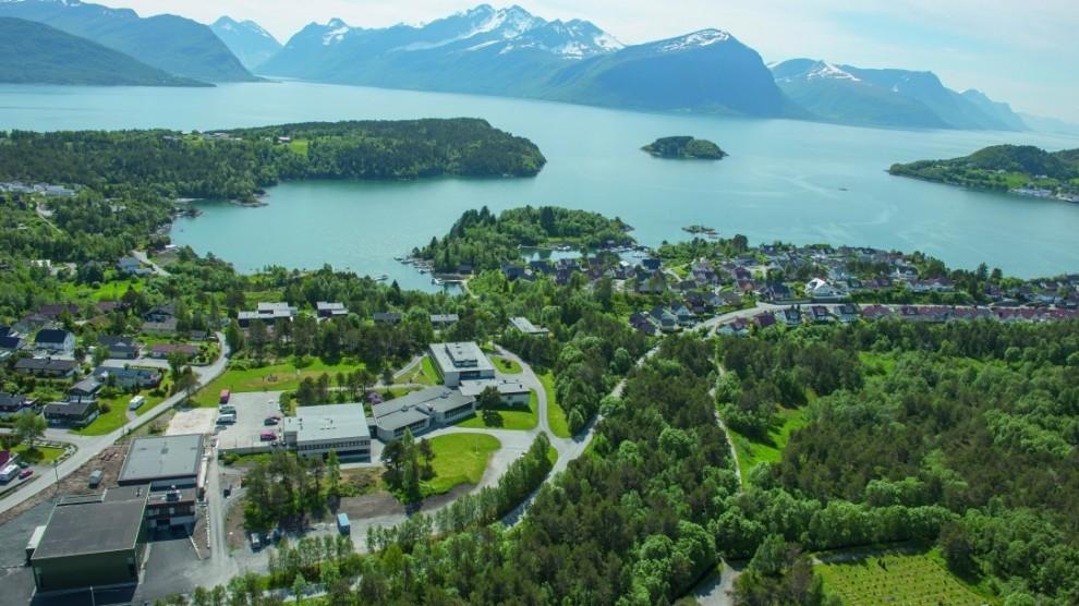 Borgund folkehøgskole skal være vert for Generalforsamlingen 2016. Foto: arkiv