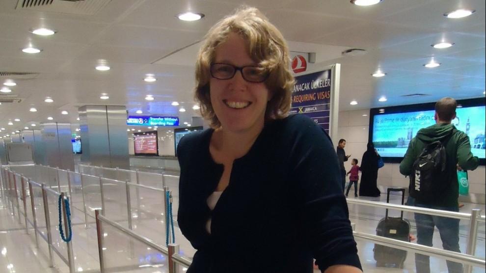 Det er flott å få lov til å jobbe lokalt for misjonen, sier Runhild Øvreås.