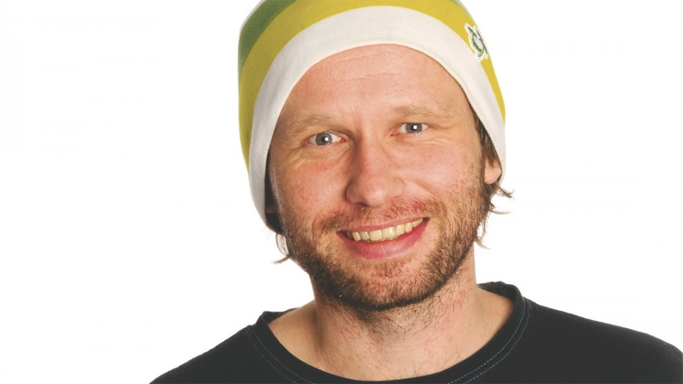 Tor Ingvald Lauvrak skal forkynne under den evangeliske aksjonen i Herøy. Foto: ImF