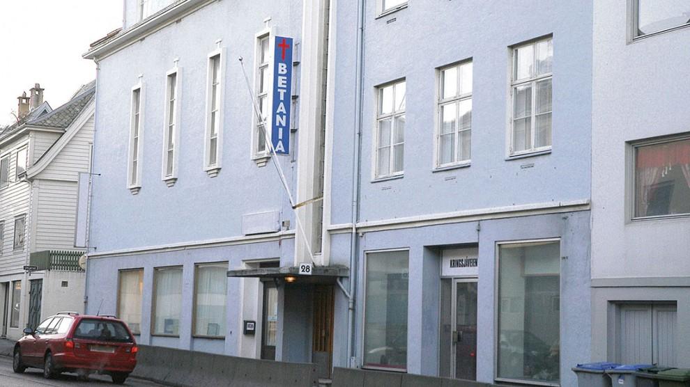 Bedehuset Betania i Laksevåg i Bergen er pusset opp for flere millioner kroner innvendig. Foto: ImF Media arkiv
