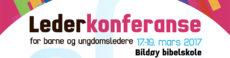 Lederkonferanse på Bildøy 2017