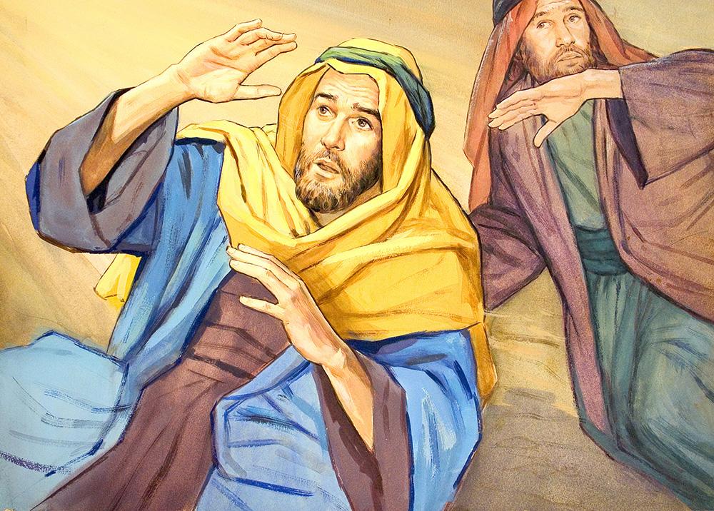 Saul-bibeltimer
