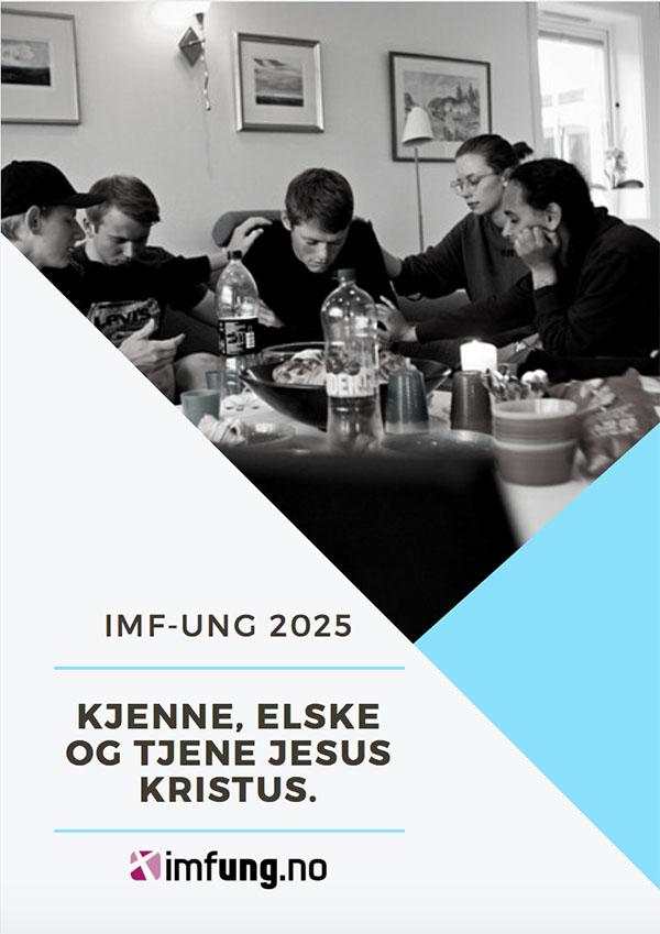 Illustrasjon: ImF-UNG sin visjon og strategiplan